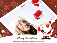 Christmas12 Premium flash template