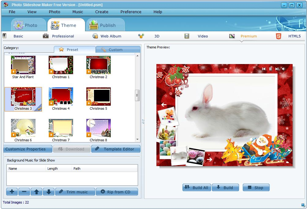 Photo Flash Maker Free Version 5.50